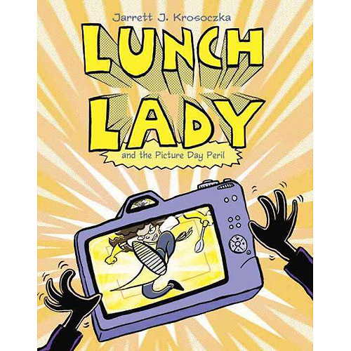 Lunch Lady 8: Lunch Lady and the Picture Day Peril