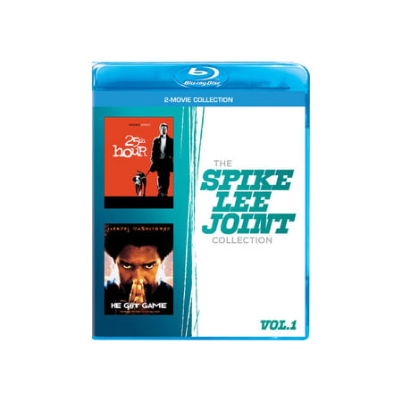 The Spike Lee Joint Collection Vol. 1: The 25th Hour / He Got Game (Blu-ray)
