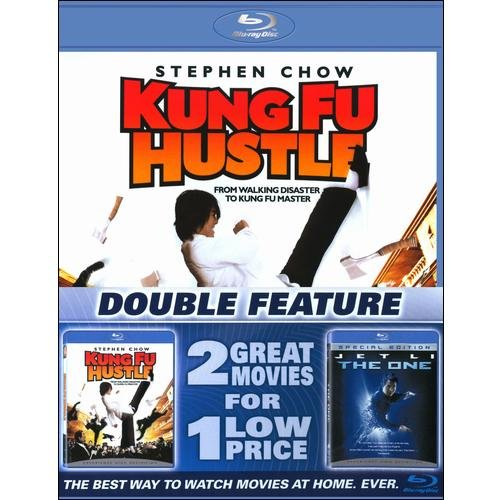Kung Fu Hustle / The One (Blu-ray) (Widescreen)