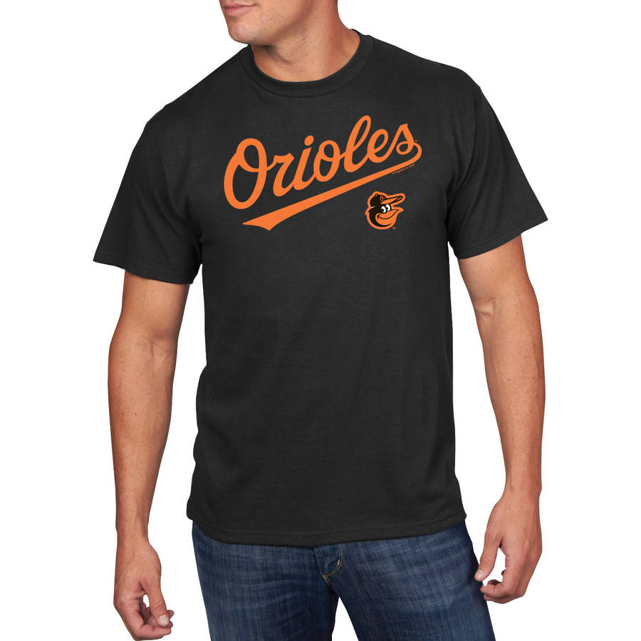 Men's MLB Baltimore Orioles Team Tee