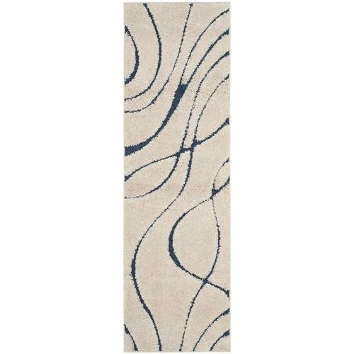 Safavieh Tamzen Abstract Shag Area Rug/Runner