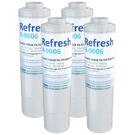 Replacement For Maytag PSD262LHEZ Refrigerator Water Filter by Refresh