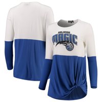 Orlando Magic Women's In It To Win It Colorblock Long Sleeve T-Shirt - Blue