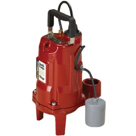 Liberty Pumps PRG101A 1 HP ProVore® Residential Grinder Pump (2