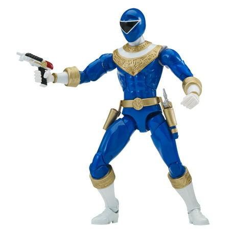 Bandai - Power Rangers Legacy, Zeo Blue (Blue Power Ranger Samurai)
