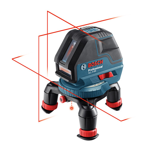 Bosch GLL3-50 Three Line Laser with Layout Beam by Bosch Tools
