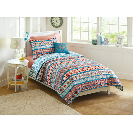 Better Homes And Gardens Turkish Medallion Quilt Bedding