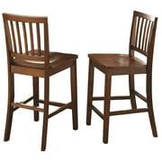 Branson Counter Chair - 2 PK - Honey Spice