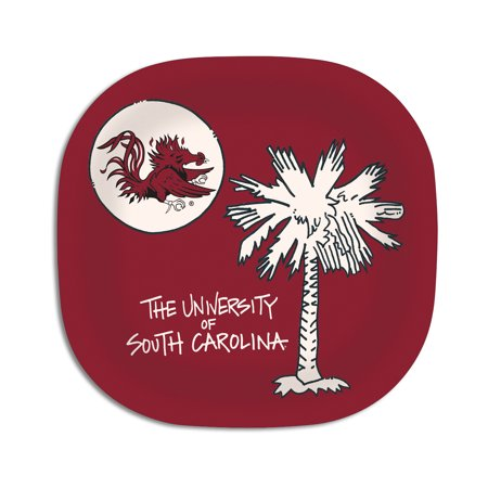 University of South Carolina Melamine Plate ()