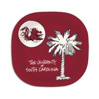 University of South Carolina Melamine Plate