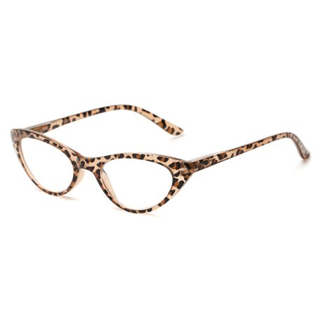 Readers.com | The Brit Cat Eye Stylish Women's Full Frame Reading (Cat Glasses)