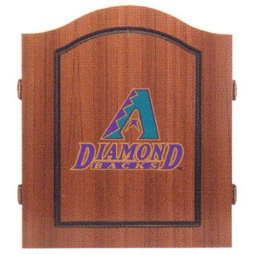 MLB Bristle Dart Board Complete Set