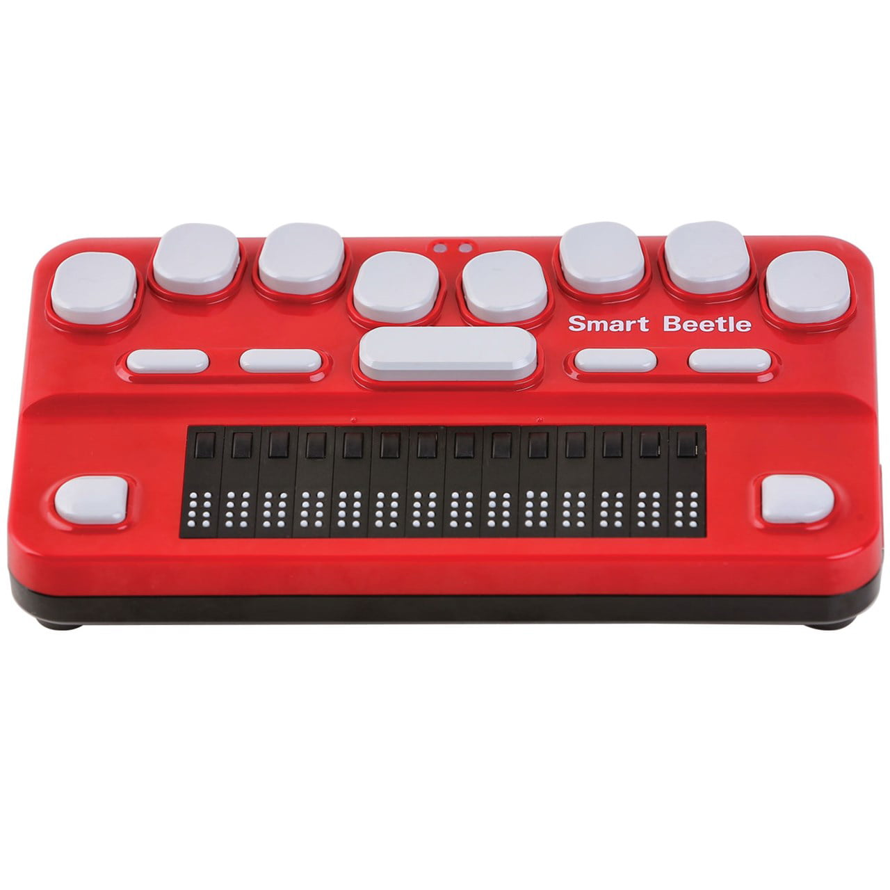 HIMS Smart Beetle Bluetooth USB UltraPortable Braille Display Keyboard by HIMS