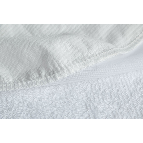 AC Pacific Terry Hypoallergenic Waterproof Mattress Protector by AC Pacific