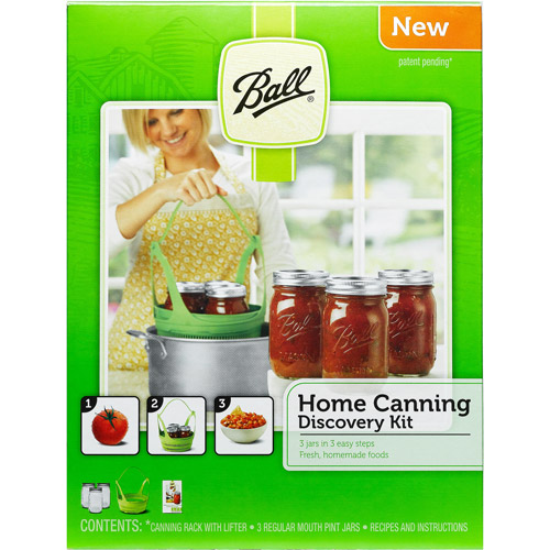 Ball Small Batch Canning Kit