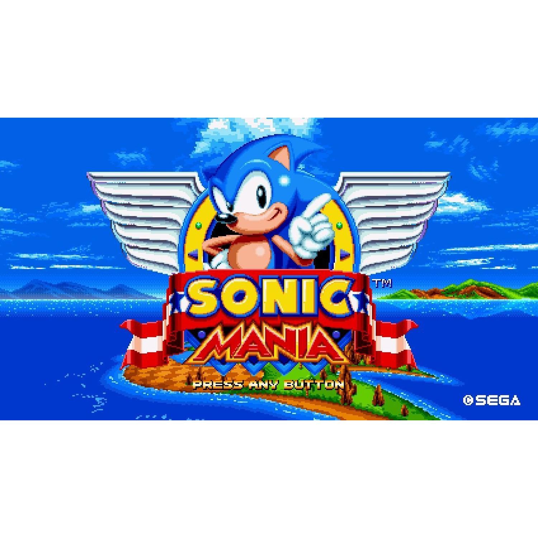 Sonic Mania, Nintendo, Nintendo Switch, [Digital Download], 0004549659207 SEGA