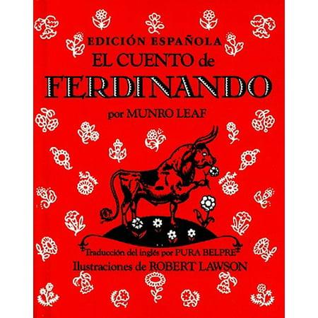 Picture Puffin Books: El Cuento de Ferdinando (Hardcover) (Cuentos De Halloween 2017)