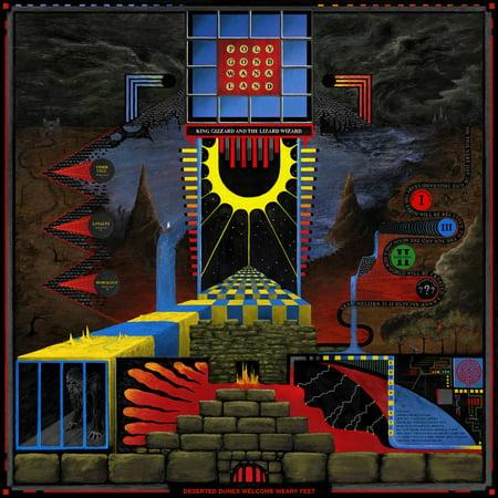 Polygondwanaland [LP] By King Gizzard The Lizard Wizard Format