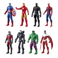 Marvel Ultimate Protectors Figure, 8 Pack