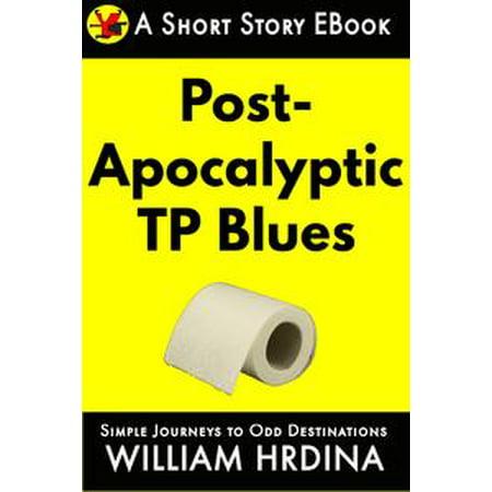 Post-Apocalyptic TP Blues - eBook - Post Halloween Blues