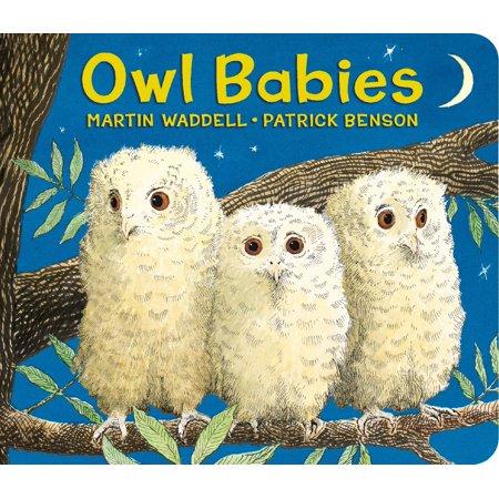 Owl Babies (Board Book) ()