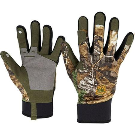 Arctic Shield Heat Echo Shooters Glove Realtree Edge Camo Xlarge