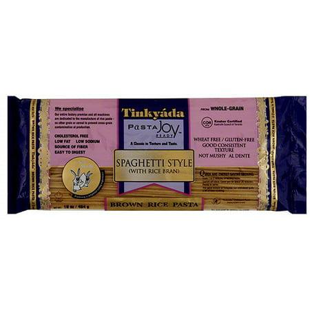 Tinkyada Brown Rice Spaghetti 16 Oz Pack Of 12