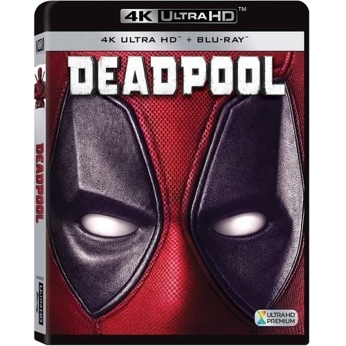 Deadpool (4K UltraHD + Blu-ray + Digital HD)