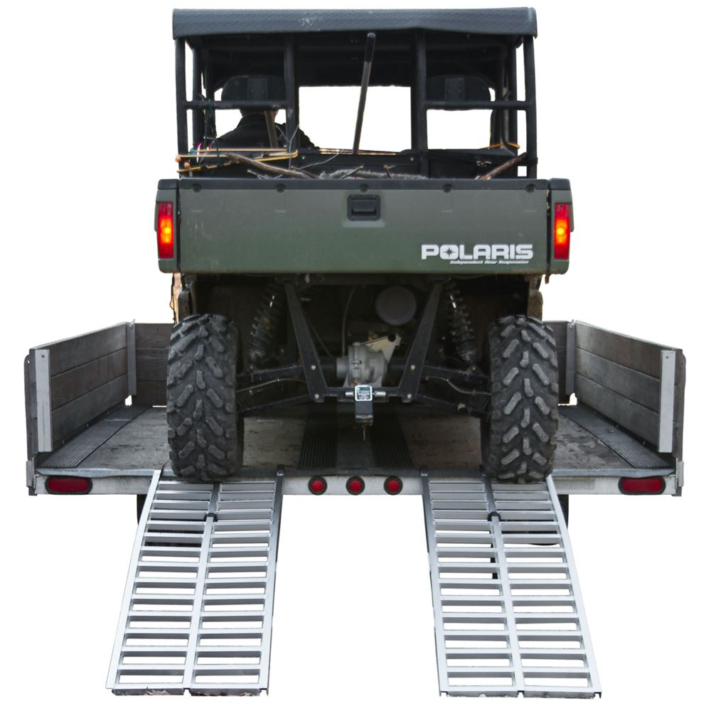 "65"" Aluminum UTV/ATV/Golf Cart Loading Ramps"