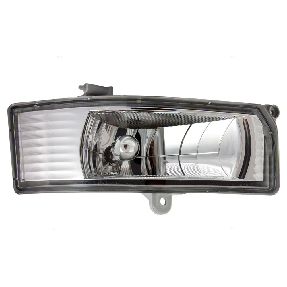Passengers Fog Light Lamp Replacement for Toyota 81210-06040