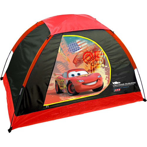 Disney Pixar Cars Tent & Disney Pixar Cars Toddler Bed ...