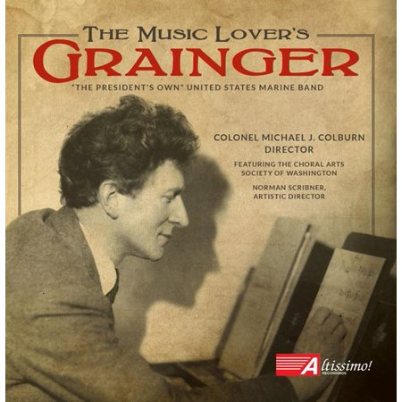 The Music Lovers Grainger