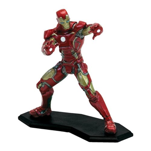 The Avengers: Age of Ultron Iron Man Metal Miniature Mini-Figure