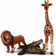 Schleich African Animals Figurine Set