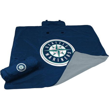 Seattle Mariners All-Weather Blanket by