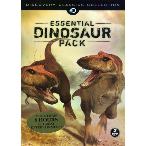 Discovery: Essential Dinosaur Pack (Full Frame, Widescreen)