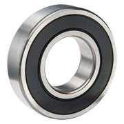 FAG BEARINGS Ball Bearing,Double Seal,40mm O.D,12mm W HC6203-C-2HRS-TVH-L207-C3