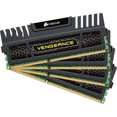 Corsair DDR3 1600MHZ 32GB 4X240 DIMM UNBUFF 9-9-9-24 VENG. HEATSPR.