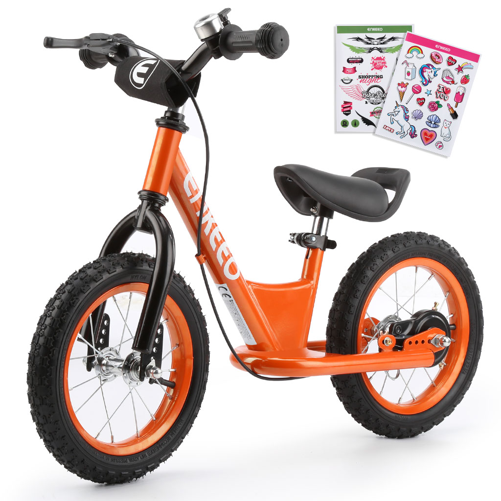Enkeeo - 12 Sport Balance Bike, Ages 3 Years to 12 Years