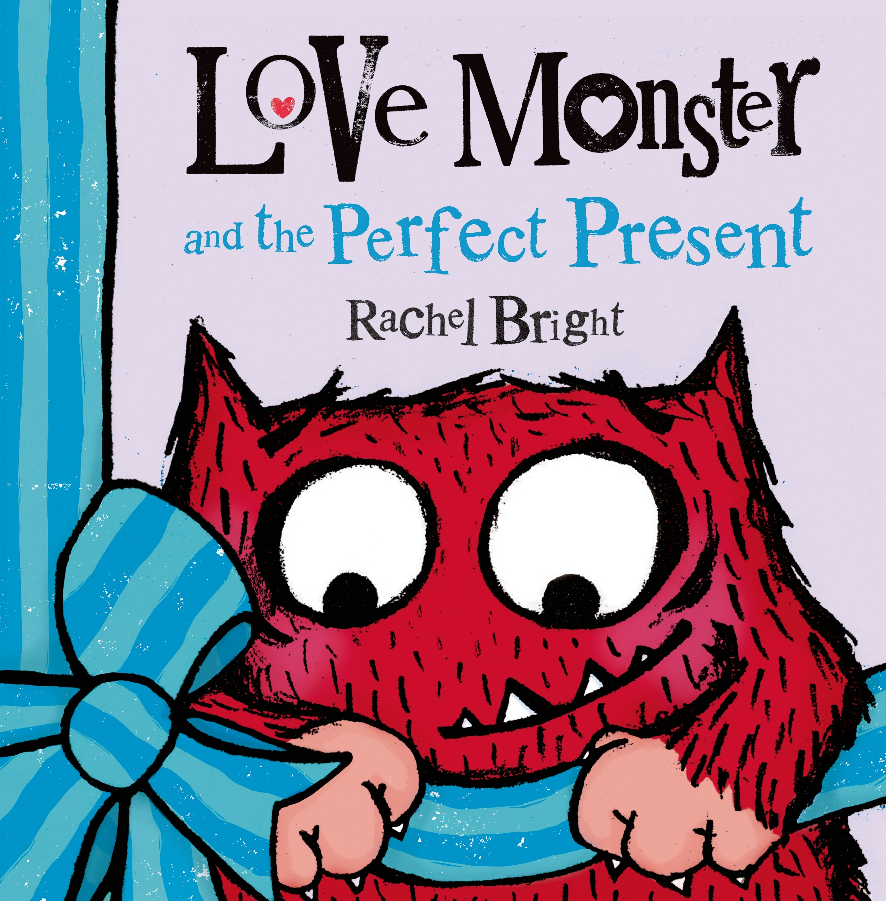Love Monster and the Perfect Present by Farrar Straus Giroux