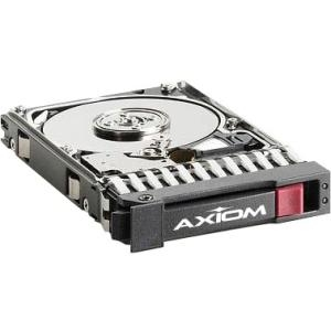 """Axion 00AJ096-AXA Axiom 300 GB 2.5"" Internal Hard Drive - SAS - 10000 - Hot Swappable"""