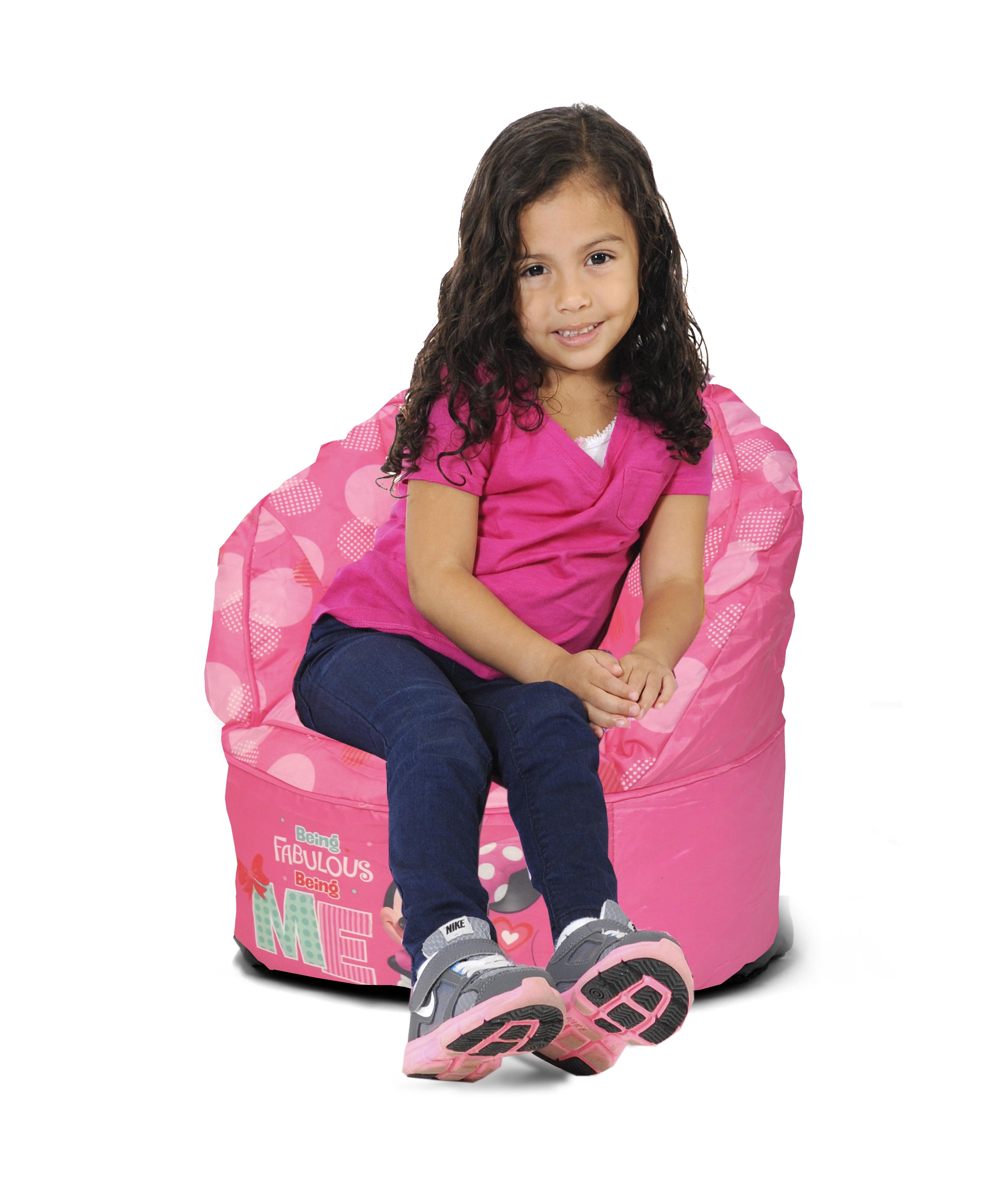 Minnie Mouse Toddler Bean Bag Chair Walmartcom