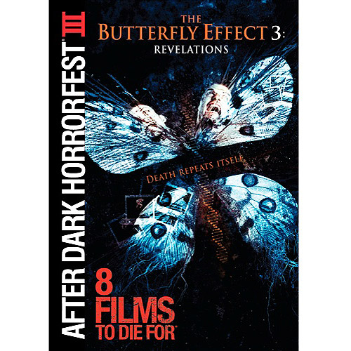 After Dark Horrorfest III: The Butterfly Effect: Revelations (Widescreen)