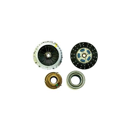 Mass Flywheel - Eckler's Premier  Products 25292416 Corvette Clutch Kit Dual Mass Flywheel Conversion LT1/4