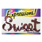 Expo Int'l Sweet Sequin Applique