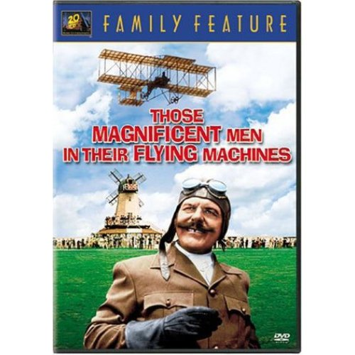 Those Magnificent Men In Their Flying Machines (Widescreen)
