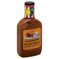 Famous Products Famous Daves  Mustard, 17.5 oz