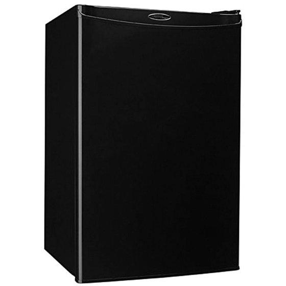 4 4 Cu Ft Designer Compact All Refrigerator Black