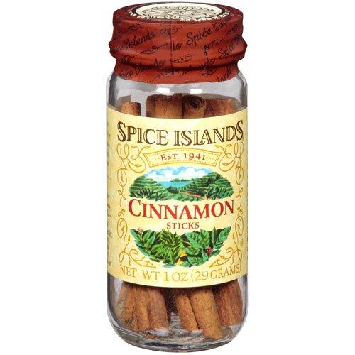 Spice Islands Cinnamon Sticks, 1 oz