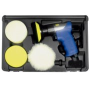 Astro Pneumatic Tool 3055 3-Inch Mini Air Polishing Kit